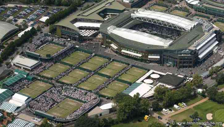 All England Club Announces Commitments to make Wimbledon More Sustainable