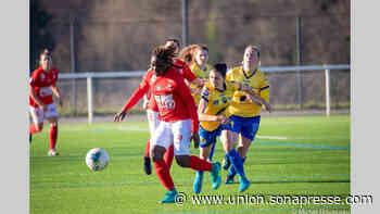 Football féminin : Brest battu à domicile par Toulouse FC - L'UNION