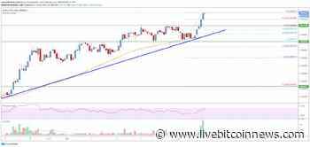 Cardano (ADA) Price Analysis: Bulls Aiming $0.08 or Higher - Live Bitcoin News
