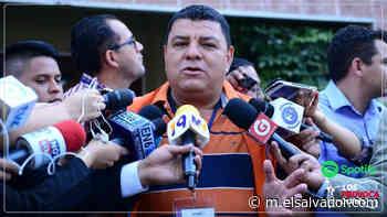 """Juan Pablo Herrera, primer vicepresidente de la Fesfut: """"No seré trapeador de nadie"""" - elsalvador.com"""