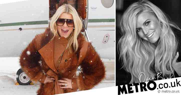 Jessica Simpson says it's 'humbling and surreal' to see memoir Open Book become a number one New York Times best seller
