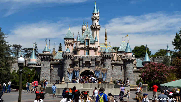 Disneyland has a new 5-tier price system: Here's how much you'll pay