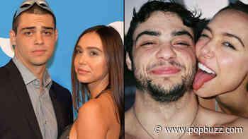 "Noah Centineo says his girlfriend Alexis Ren is ""very good at monogamy"" - PopBuzz"
