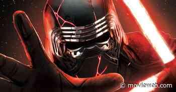 Kylo Ren's Helmet Secrets Revealed in New Star Wars Comic - MovieWeb