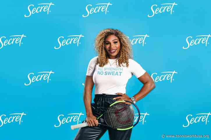 Serena Williams signs up for a gender equality campaign