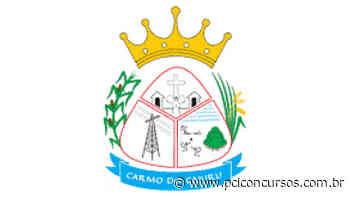 Câmara de Carmo do Cajuru - MG abre Processo Seletivo - PCI Concursos