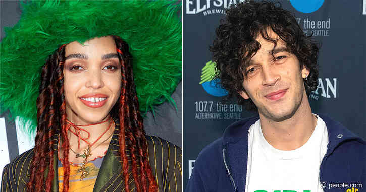 FKA twigs and The 1975 Frontman Matty Healy Are Dating: Source