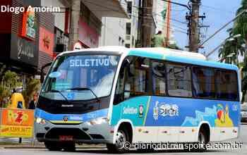 Guaiuba Transportes paga vale-refeição e férias, mas greve de seletivo em Santos continua - Adamo Bazani