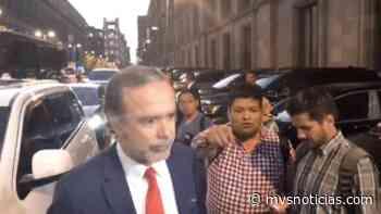 """No hubo presión para comprar """"cachitos"""": Bosco de la Vega - Luis Cárdenas - MVS Noticias"""