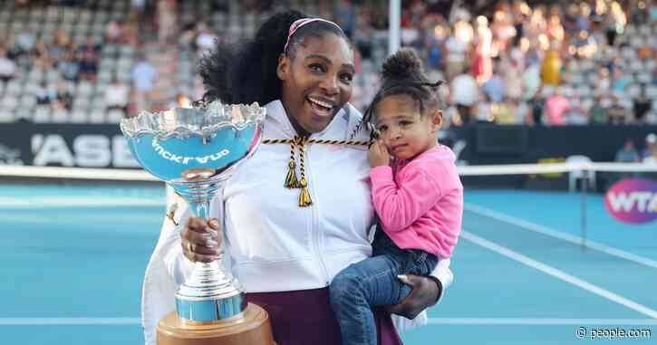 Serena Williams Says Her 'Heroes Have Changed' to Moms Since Becoming One Herself