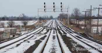 Via Rail to cancel trains across the country; CN shutting down rails in eastern Canada