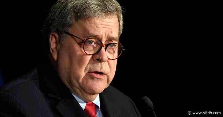 Barr: Trump tweets on cases make it 'impossible' to do job