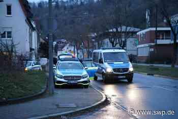 Schießerei in Plochingen: Schuss in Plochingen gefallen: Polizei mit SEK und Hubschrauber im Einsatz - SWP