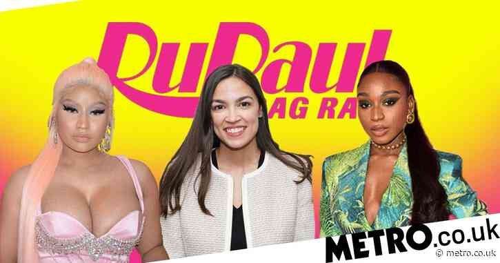 RuPaul's Drag Race season 12 guest line-up includes Normani, Nicki Minaj and Alexandria Oscasio-Cortez – yes, really