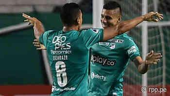 Deportivo Cali venció 2-1 a River Plate en su partido de ida de la Copa Sudamericana - RPP