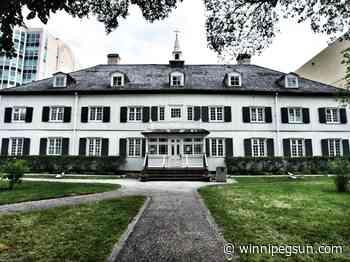 Le Musée de Saint-Boniface Museum to offer free admission in 2020 - Winnipeg Sun