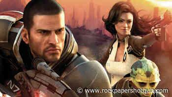 Former Mass Effect writer is the next BioWare alumni to join Archetype Entertainment - Rock Paper Shotgun