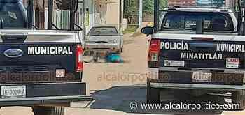 Ejecutaron a hombre en el Playón Sur, en Minatitlán - alcalorpolitico