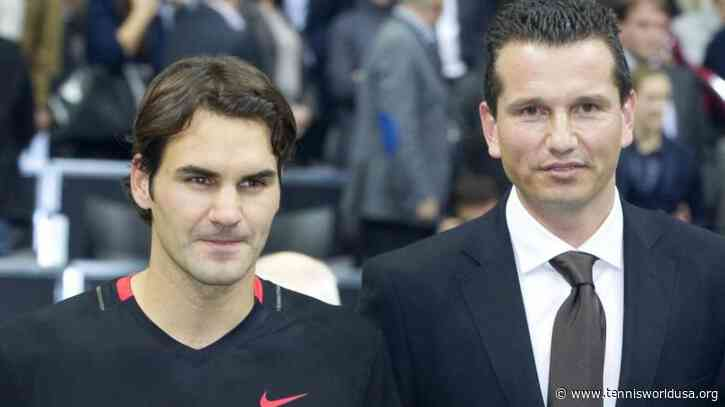 Krajicek: In 2018, We Sold 10K tickets in 12 Hours Due to Roger Federer