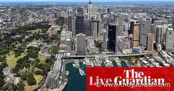 Coronavirus latest updates: Sydney cruise ship passenger tested for Covid-19 – live news