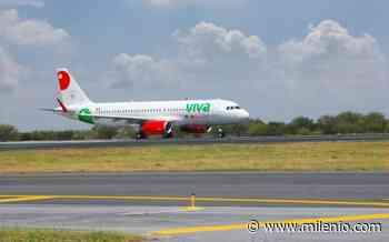 Viva Aerobus anuncia rutas Monterrey-Orlando y Monterrey-San Antonio - Milenio