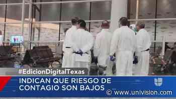 San Antonio se mantiene alerta ante el primer caso confirmado de coronavirus - Univision