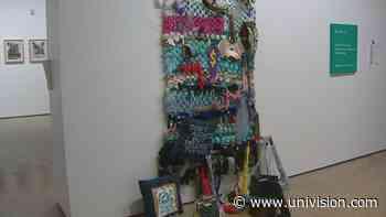 Destacan artes chicanas en una exhibición en San Antonio - Univision