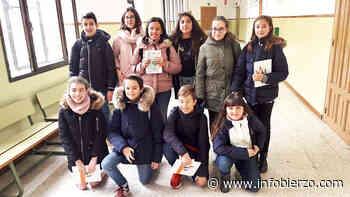 Diez alumnos del colegio San Antonio de Ponferrada, ganadores de la fase provincial del Certamen de Literatura en Público de Castilla y León - Infobierzo.com