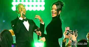 Rihanna verbringt Valentinstag mit Pharrell Williams – für neues Album - Noizz.de