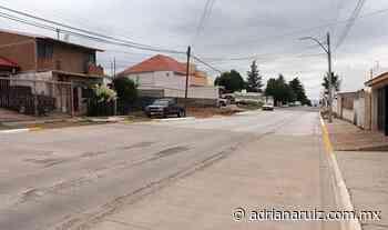 #Cuauhtemoc | Continúa Municipio pavimentando calles y avenidas de la ciudad - Adriana Ruiz