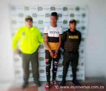 Capturan a hombre que habría violado a sus dos hijas en Magangué - El Universal - Colombia