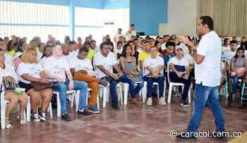 Más de 250 jóvenes plantearon propuestas de progreso en Magangué - Caracol Radio