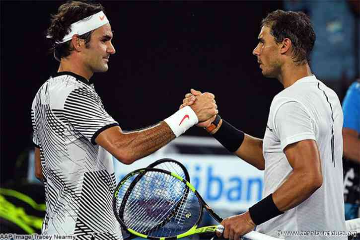 Coach: I don't think people can see how quickly Roger Federer and Rafael Nadal hit