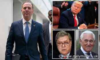 Adam Schiff accuses Donald Trump of 'direct attack on the rule of law'