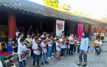Instrumentos musicales a niños de Cocula - ADN Cultura