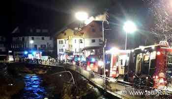 Due incendi in casa a San Candido e Dobbiaco: intossicato un 49enne - l'Adige - Quotidiano indipendente del Trentino Alto Adige