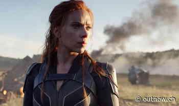 """""""Black Widow"""": Super-Bowl zum Marvel-Film mit Scarlett Johansson mit ganz viel Action - OutNow.CH"""