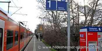 Identitäre Bewegung in Harsum: Immer wieder Aufkleber am Bahnhof - www.hildesheimer-allgemeine.de