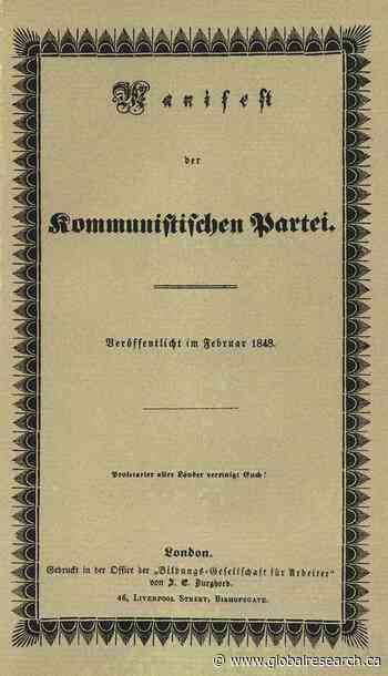 The Communist Manifesto Turns 172