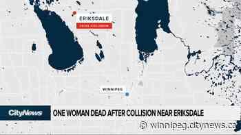 One woman dead after collision near Eriksdale - CityNews Winnipeg