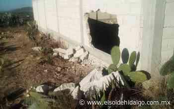 Agujeran corral y roban ovejas - El Sol de Hidalgo