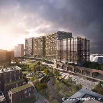 Landmark Manchester tower set for major overhaul