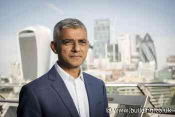 Sadiq Khan says Tories 'not serious' about housing after McVey axe