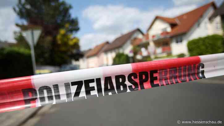 Zwei Tote mit Schussverletzungen in Nidda und Freigericht - hessenschau.de