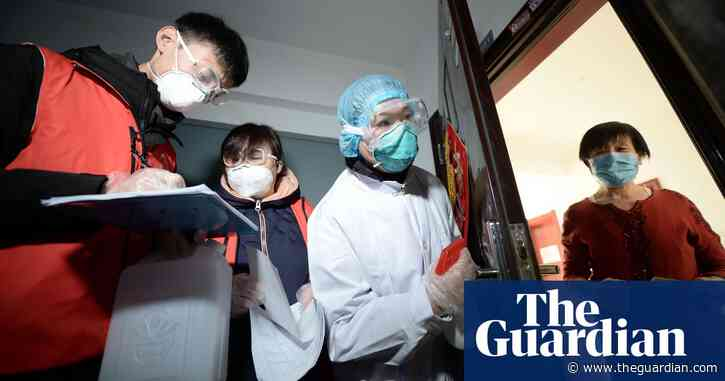 Coronavirus: senior US official accuses China of lack of transparency
