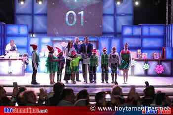 Viven la Navidad en El Mante y Ciudad Victoria - Hoy Tamaulipas
