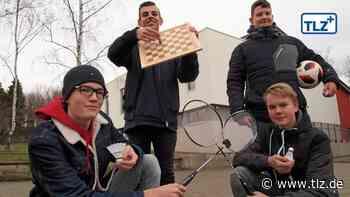 Schüler organisieren Freizeitmesse in Tonna - Thüringische Landeszeitung