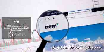 NEM Cryptocurrency to build Bonding between Community with Organic Growth - The Cryptocurrency Analytics