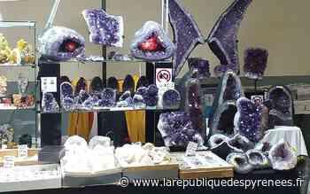 Soumoulou: un dixième salon pour les amoureux des minéraux - La République des Pyrénées