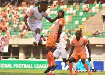 How Akwa United and Dakada shares the spoils in Uyo - Latest Sports News In Nigeria - Brila